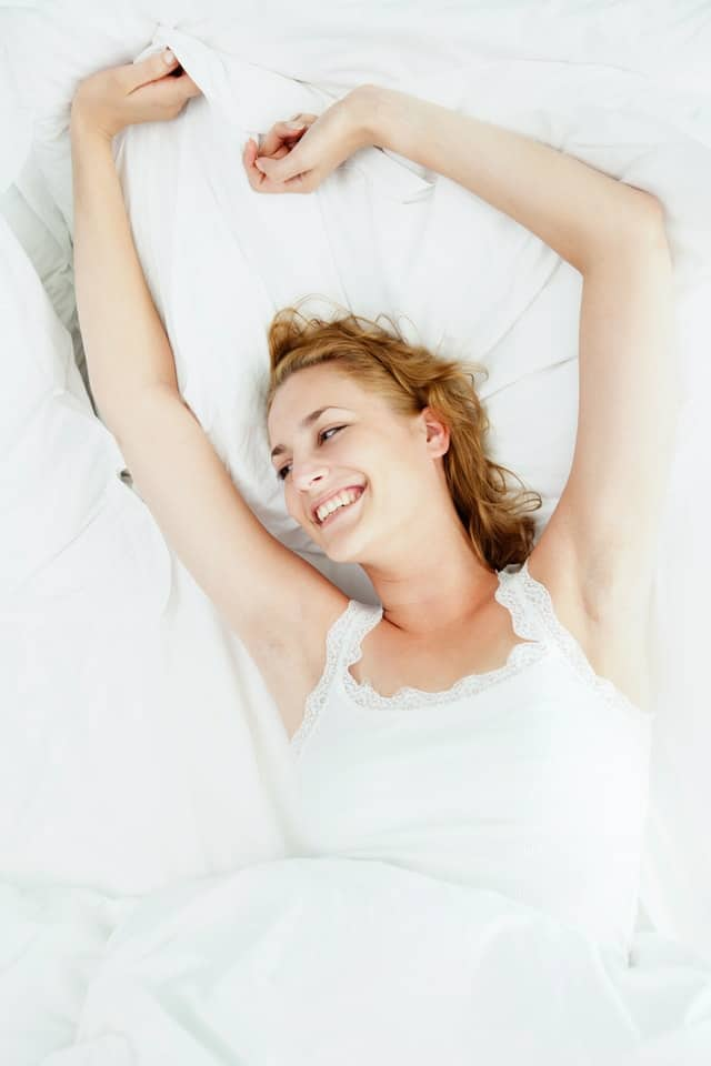 How to look beautiful without makeup - Get plenty of good sleep