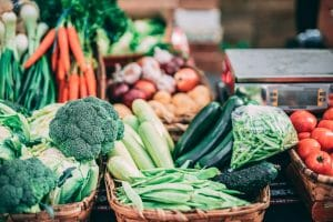 Foods That Lower Cholesterol Fast - Green Vegetables