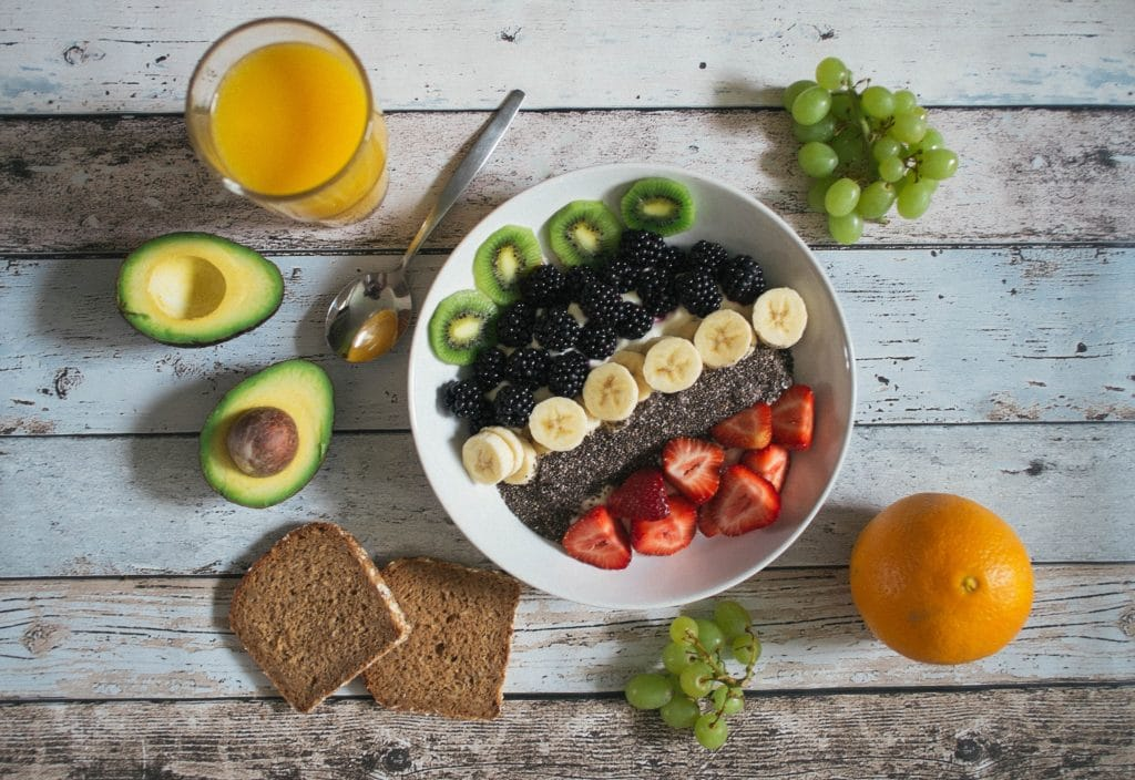 Foods That Lower Cholesterol Fast - Fibrous Fruits