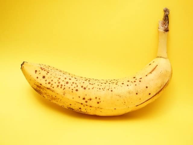 Home remedies for insomnia - banana