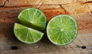 best home remedy for cold sore - lime