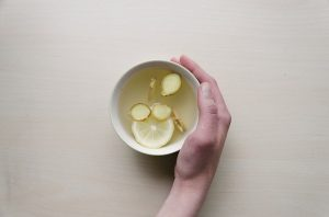 home remedies for chest cough - lemon
