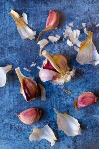 home remedies for hair fall - garlic