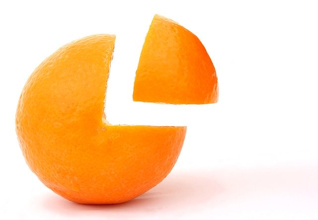 home remedies for whiter teeth - Orange