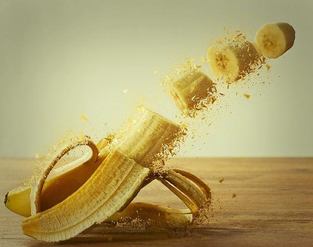 home remedies for whiter teeth - banana