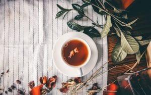 homemade remedy for sore throat - Chamomile tea