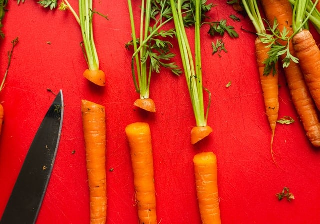 Foods for Breastfeeding Moms - carrot