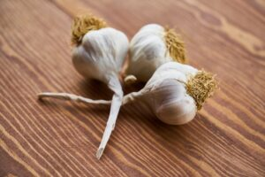 Home Remedies For Shortness Of Breath - garlic