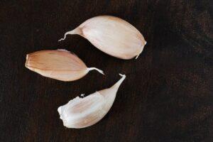 home remedies for eye stye - garlic