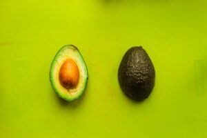 how to lose belly fat fast at home - avocado