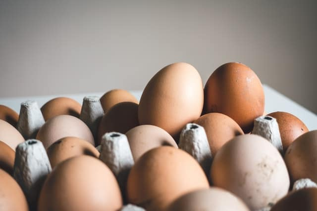 do eggs cause constipation