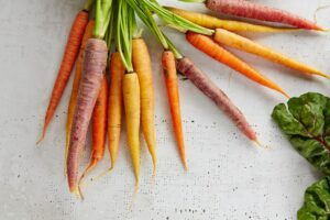 nutrients for lung health - black carrot