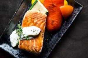 vitamins for healthy eyes - fish
