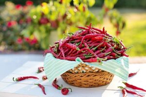 ways to boost metabolism - chili peppers