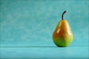 ways to boost metabolism - pear