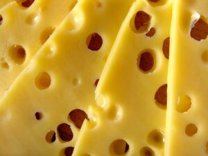 Does cheese cause constipation?
