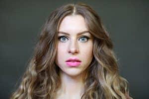 eyeshadow colors for green eyes - natural makeup