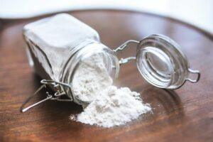 home remedies for dandruff - Baking soda