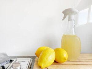 home remedies for dandruff - vinegar