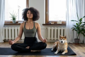 how to do meditation at home - Feng Shui