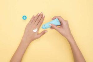 natural makeup products - cream