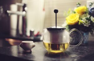 natural remedies for eyelash growth - Green Tea