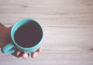 what to do for eye twitching - limit caffeine