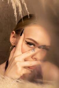 best eyeshadow color for hazel eyes - Eyeliner makeup