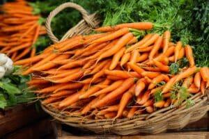 do carrots help your eyesight