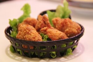 What are the worst foods for high cholesterol? - Fried Foods