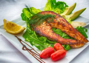 Diet to Lower Cholesterol and Blood Pressure - Lean Meat & Fish