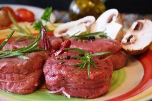 What are the worst foods for high cholesterol? - Red Meat
