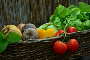 Diet to Lower Cholesterol and Blood Pressure - Vegetables