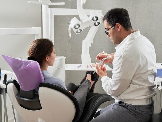 Types of dental filling