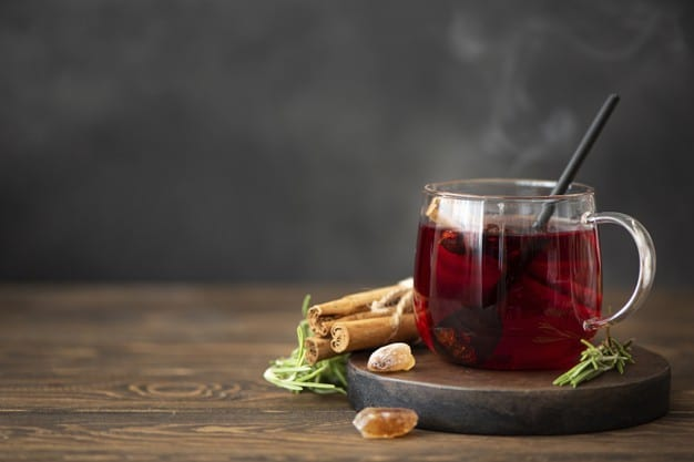 Red Tea Detox - Purge out the Body's Toxins