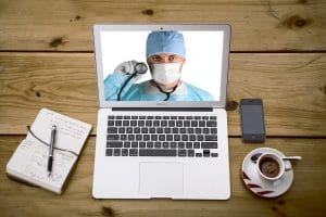 Telehealth May Help Reduce Carbon Footprint of Medical Sector - Does it matter